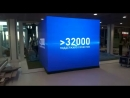 интерактивноеоборудование роботмода светодиодный куб заказ производство robotmoda led screen digital robotmoda