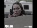 Бойтесь Ходячих Мертвецов Промо с Алисией Кларк к 4 сезону