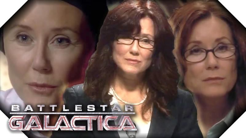 Battlestar Galactica   The Best Of President Laura Roslin