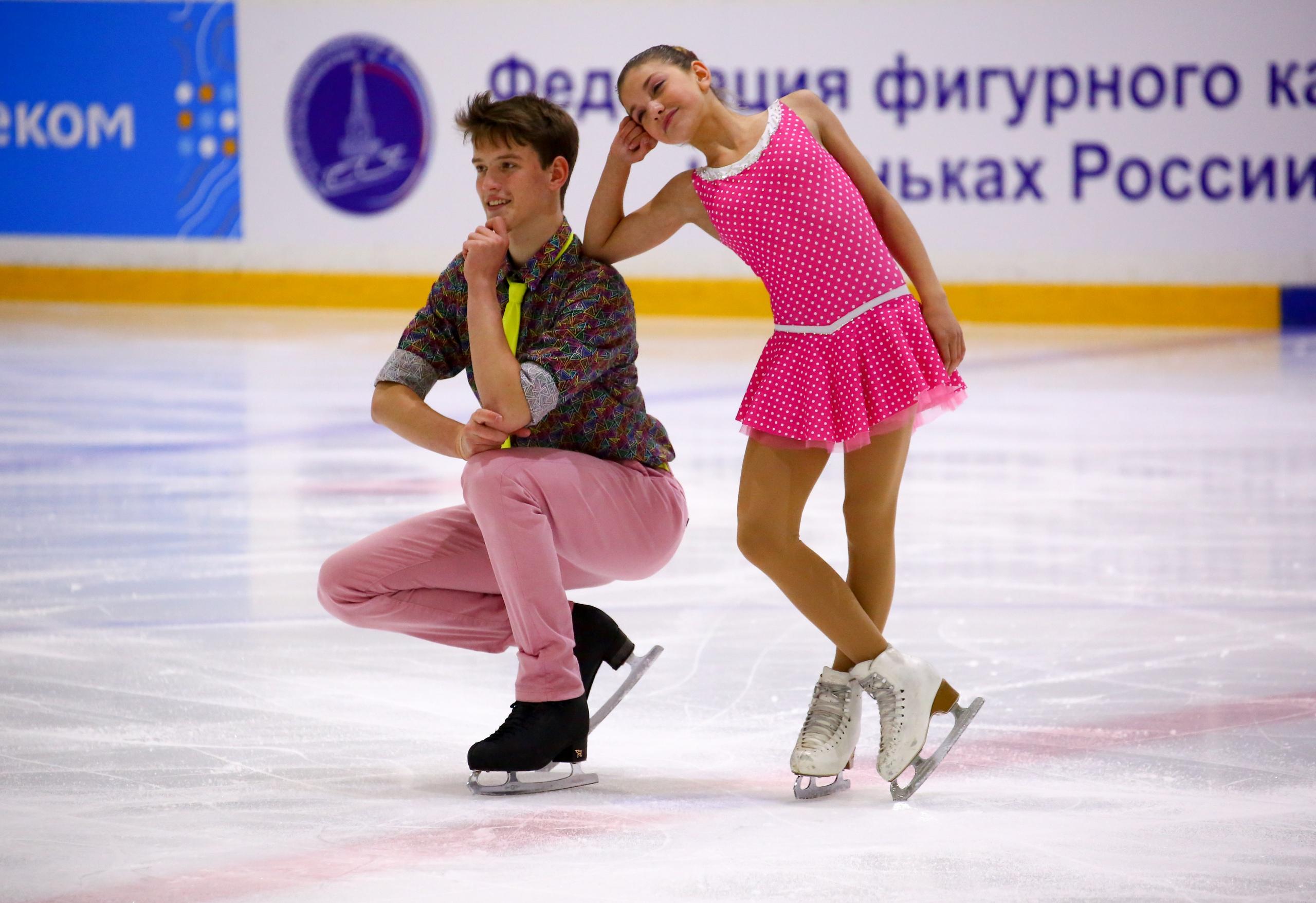 Российские соревнования сезона 2018-2019 (общая) 06QmlhGoK_U