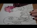 Хвост Феи ⁄ Fairy Tail ⁄ Natsu and Lusy ⁄ Люси и Нацу