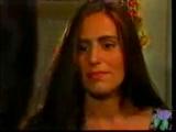 Самая первая серия сериала Секрет тропиканки, на португальском