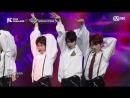 The Boyz The Boys orig Girls Generation Hard Carry orig GOT7 @ KCON 2018 Thailand 181011