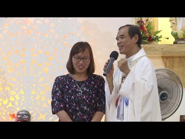 1 Chị Ở Nam Định Có Con Bị Thay Van Tim, Và Bị Nhiễm Trùng Máu...Được Chúa Thương Xót Chữa Lành