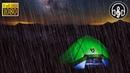 Шум дождя с громом в палатке. Дождь 10 часов релаксация для сна и снятия стресса