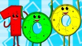 Numbers Song 1 to 100 Learn To Count With Cookie Big Number Song Baby Song