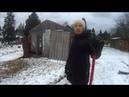 Дела хозяйственные Первый снег Подстилка