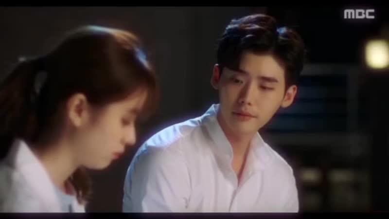 Lee Jong Suk   Ли Чон Сок   Меж двух миров   W: Tu Gei Sege   Oh Yeon joo vine