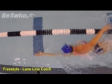 Крутое упражнение для тех, кто плавает вольным стилем