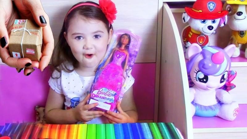 Распаковка Барби Дримтопия 💖 Настя выиграла Приз на You Tube 🌸 Barbie Dreamtopia