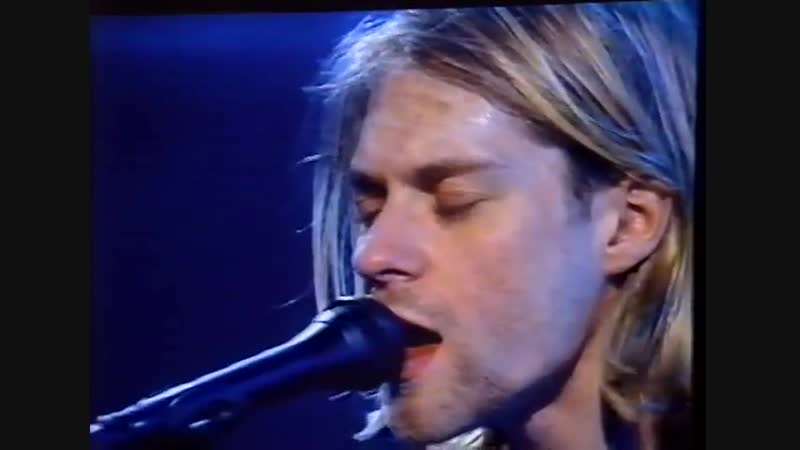 Nirvana - MTV Live And Loud Rehearsal AMT2 (Pier 48, Seattle, 13.12.1993)