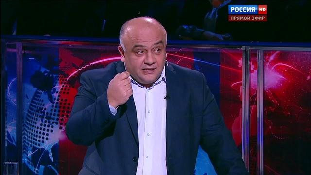 Вечер с Владимиром Соловьевым. Эфир от 21.01.2016