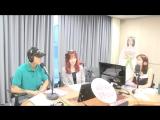 180705 Ravi @ 107.7 SBS Power FM Park So Hyuns Love Game Visual Radio