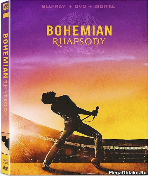 Богемская рапсодия / Bohemian Rhapsody (2018/BDRip/HDRip)