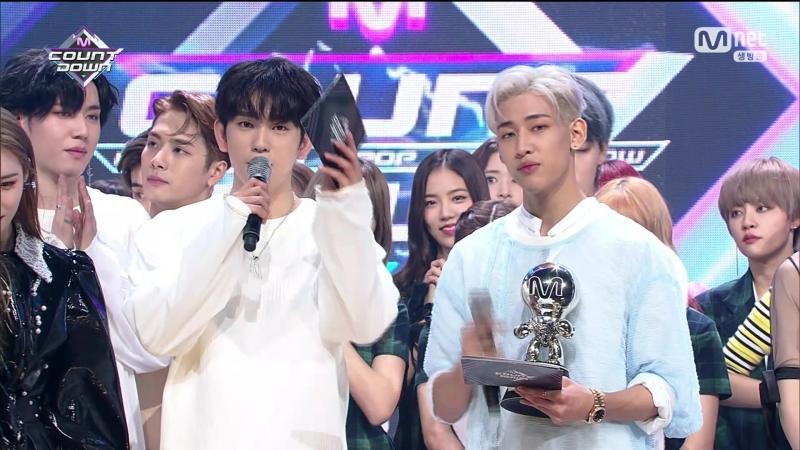 [OTHER] 180920 Джинён и БэмБэм MC @ Mnet «M!Countdown».