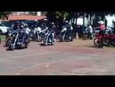 O cara que não estava preparado pra ir no desfile de motos