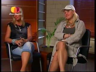 """Наталия Гулькина и Маргарита Суханкина:  """"Невероятные истории любви"""" (2007)"""