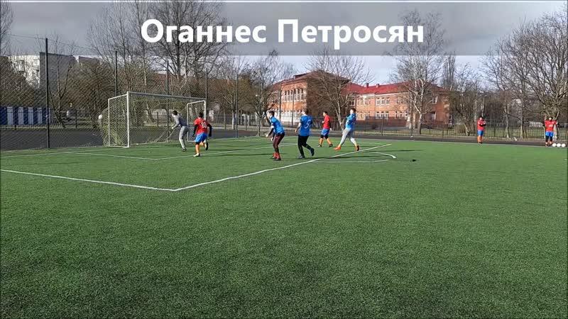 Лучший игрок - Оганнес Петросян №-10