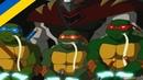 Черепашки Мутанти Ниндзя Нові Пригоди 3 Сезон 3 Серія Космічний Напад Частина 3 1080p HD