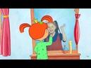 Зарядка с Царевной👸 - теремок тв песенки для детей - развивающие мультики для детей и малышей