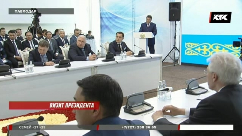 Нурсултан Назарбаев призвал бороться с бездельниками