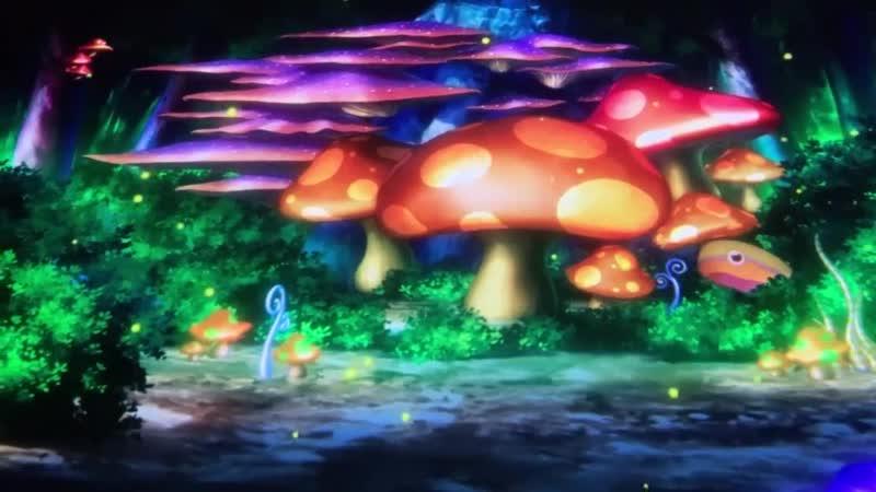 Сон Сакуры (момент из аниме Fatestay night Movie Heavens Feel - II. Lost Butterfly)