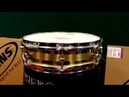 Custom 14 x 3.5 Brass Snare Drum