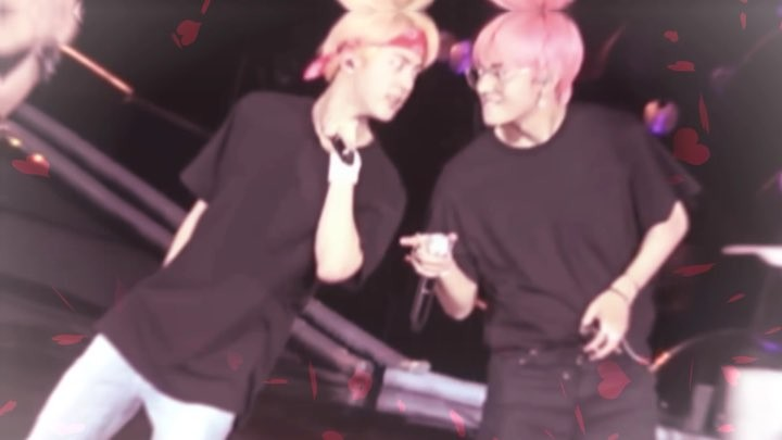 [ taejin ] are proof that true love exists