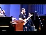 Вечер блюза_ ATOMIC JAM BAND (джаз дансинг). 9.10.2016 Филармония джазовой муз