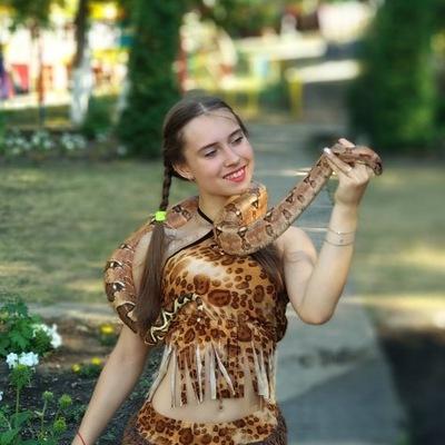 Полина Харитонова