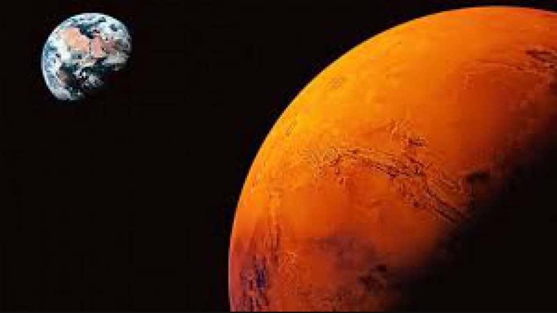 Марс (2018)