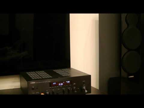 Test Yamaha NS-F150 (T. Albinoni)