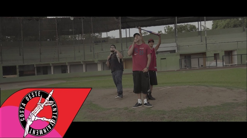Babe Ruth⚾ - Costa Oeste Thugs🔥 | Oficial Music Video |