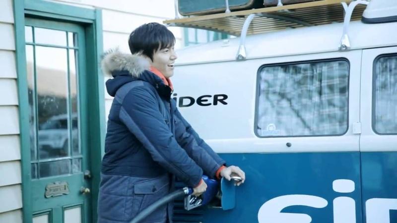 2014 아이더 FW TV CF 메이킹 필름_Eider 2014 FW TV CF Making Film with Lee Min Ho