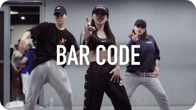 바코드 (Bar code) - 김하온 (HAON), 빈첸 (VINXEN) (Prod. GroovyRoom) / Soi Jang Choreography