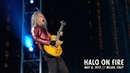 Metallica Halo On Fire Milan, Italy - May 8, 2019