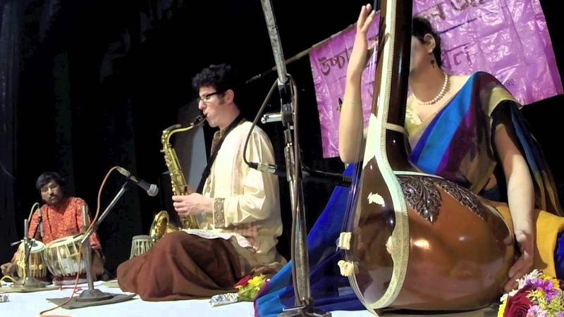 Marwa Alaap - Jonathan Kay (Tenor Saxophone)