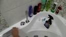 Как очистить хромированную сантехнику от окисления, убираем черноту K2 Aluchrom (Алюхром)