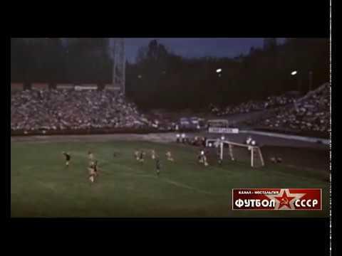 1976 Динамо (Тбилиси) - Арарат (Ереван) 1-1 Чемпионат СССР по футболу