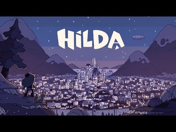 Hilda | Season 1 | Opening - Intro - Theme Song HD