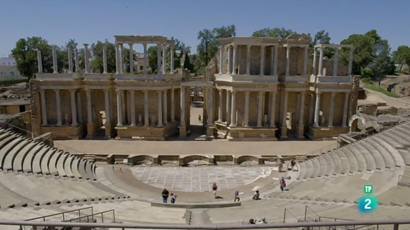 Mérida, Ciudades españolas Patrimonio de la Humanidad (TVE)