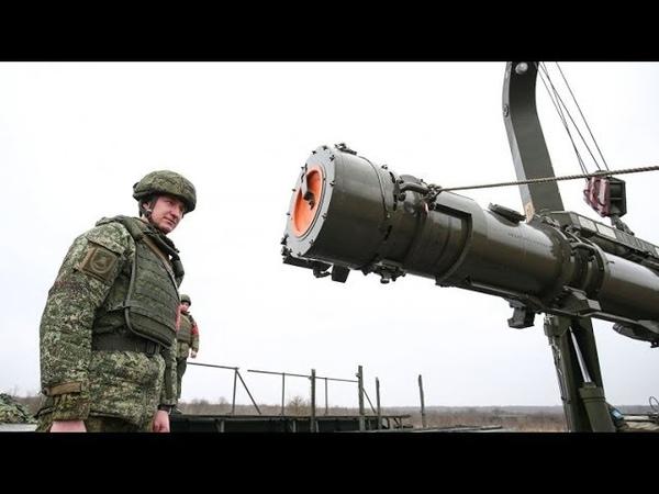 США дали окончательный ответ Вашингтон уведомил Россию о выходе из ДРСМД...