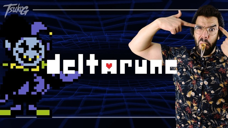 DELTARUNE - The World Revolving (Jevil's Battle Theme - Kazoo Ver.) - Tsuko G.