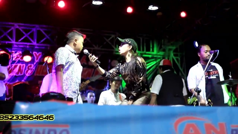 GOYANG 2 JARI RATNA ANTIKA with ZAGITA live in Anniversary LOLA 23th