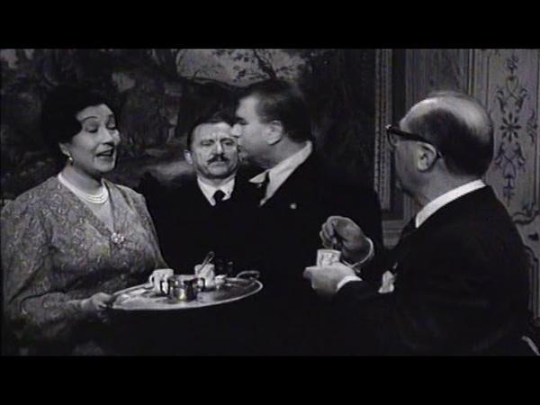 Инспектор инкогнито Италия 1962 комедия Нино Манфреди Мишель Мерсье советский дубляж