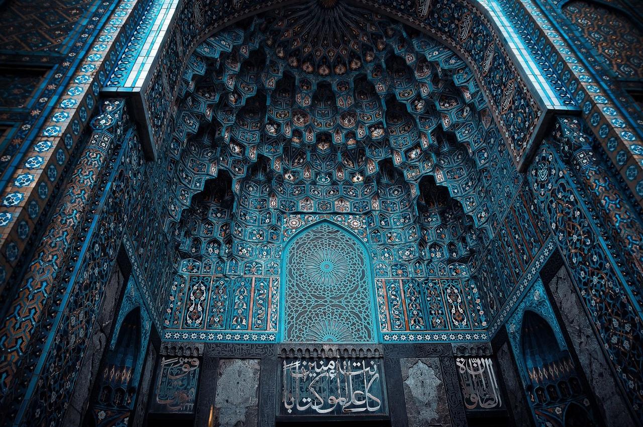 6WaOMFMoSCM Соборная мечеть Санкт-Петербурга.