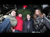 Сибирячка сама восстанавливает Ту-104