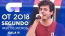 HIJOS DE LA TIERRA - MIKI | SEGUNDO PASE DE MICROS GALA 11 | OT 2018