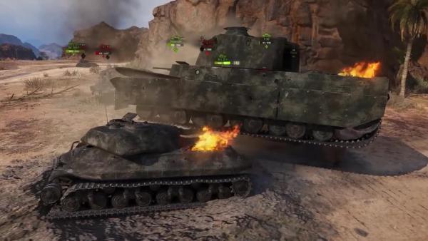 World of Tanks ЛРН выпуск 67 Антиракообразная тактика красный тореадор