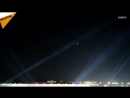 Israelische Rakete über Damaskus abgeschossen